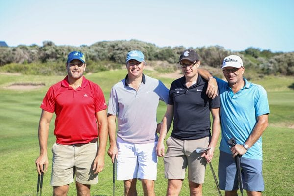 Woodlands Dairy - Golf with the guys