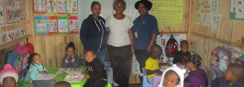 Dinky Dot Daycare - giving back