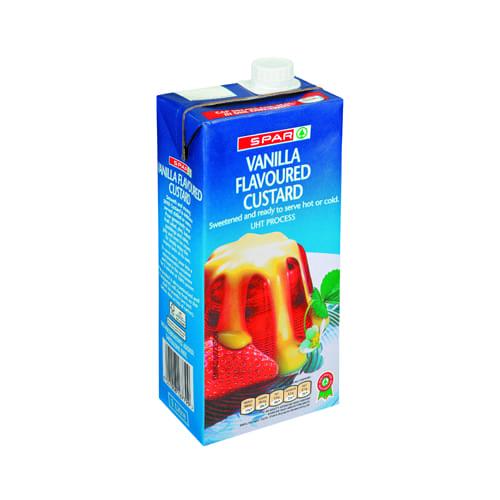 Spar Custard 1lt 1