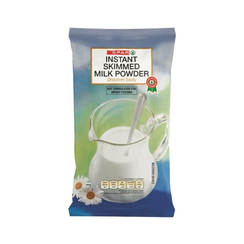 Spar Fat Free Instant Milk Powder 1