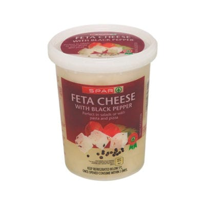 Woodlands Dairy - Feta cheese with black pepper