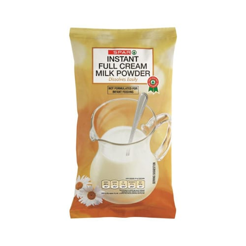 Spar Full Cream Instant Milk Powder 1