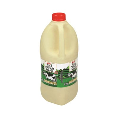 Woodlands Dairy - Full cream maas