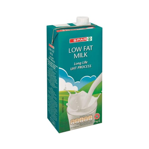 Spar Low Fat Long Life 1lt 1