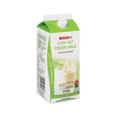 Woodlands Dairy - Low fat fresh milk